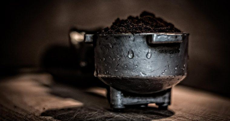 Domáci kávový peeling