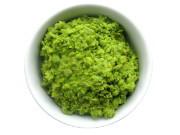 Mushy peas – videorecept